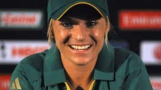 Mignon du Preez quits as SA Women's skipper