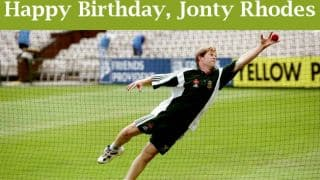 Happy Birthday, Jonty Rhodes!