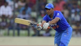 Vijay Hazare Trophy 2015-16: How MS Dhoni, Amit Mishra, Stuart Binny, others fared in the 1st Round