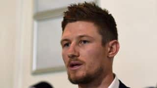 BBL: Cameron Bancroft named in Perth Scorchers squad after ban ends