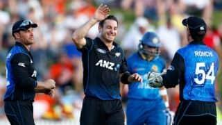 Live Cricket Score New Zealand vs Sri Lanka, 6th ODI at Dunedin: New Zealand beat Sri Lanka by 120 runs, seal series 4-1