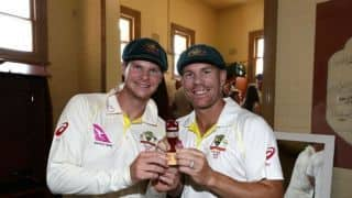 Steven Smith, David Warner to play 'huge' part in Ashes series, says tim Paine