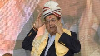 Srinivasan camp rejoices after SC clears him of two charges