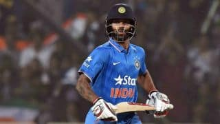 India vs Sri Lanka 2016, 2nd ODI at Ranchi: Shikhar Dhawan's 51, Thisara Perera's hat-trick and other highlights