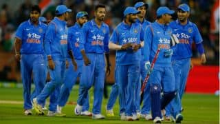 India become No.1 ranked T20I team following 3-0 whitewash over Australia