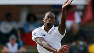 Haddin: Rabada's absence a bonus for Australia