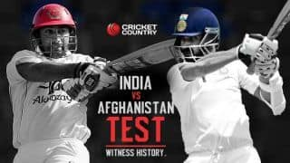 India vs Afghanistan Test at Bengaluru: Preview, likely XIs, predictions