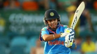 पहला टी20: हरमनप्रीत की  अच्छी पारी के बावजूद भारत के 130/8