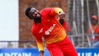 Chisoro confident of ZIM's strength following Day 2's play in 2nd Test vs WI