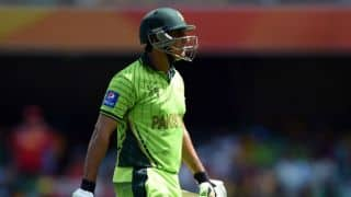 Nasir Jamshed arrested in UK for PSL 2017 spot-fixing case