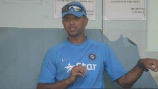 Rahul Dravid calls for BCCI's clarity on conflict of interest issue