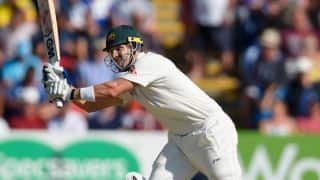 Shane Watson, Nathan Lyon out early on Day 3 of Ashes 2015 1st Test at Cardiff