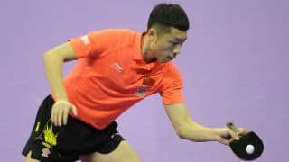 World Table Tennis Team Championship 2016: China look to grab 8th men's title