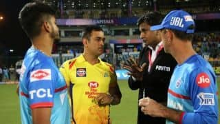 IPL 2019 qualifier 2: Delhi capitals vs Chennai super kings, DC vs SRH, head to head