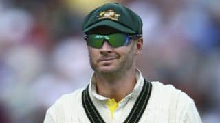Michael Clarke backs out from Australia comeback reports