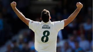 England vs Australia, 5th Test: Mitchell Marsh bags his maiden Test fifer as Hosts score 294