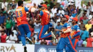 TNPL 2016: Ruby Kanchi Warriors beat Madurai Super Giants by 7 wickets to knock them out of tournament