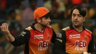 IPL 2019: We'll look to build on this performance, says SRH skipper Kane Williamson