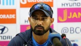 Chargesheet filed against Mohammed Shami ahead of ICC World Cup 2019