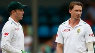 Gibson nods de Villiers, Steyn's way back to Test squad