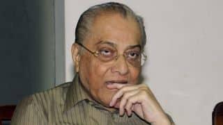 Jagmohan Dalmiya's death condoled by Narendra Modi, Pranab Mukherjee