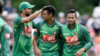 Bangladesh announce ODI squad for tri-series: Mustafizur Rahman returns, Soumya Sarkar dropped