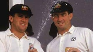 Geoff Marsh: The first player to win the World Cup as both cricketer and coach