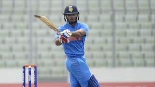 Vijay Hazare Trophy: Rishabh Pant's 99 steers Delhi to 70-run win vs Tripura