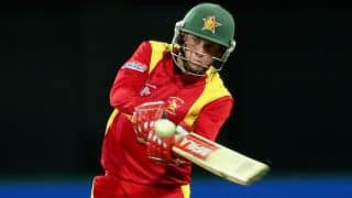 Why Zimbabwe's innings vs India in 2nd ODI ended at 126 for 9?