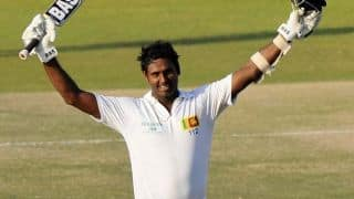 Angelo Mathews gives ample proof of his ability to lead from the front with his herculean efforts against Pakistan