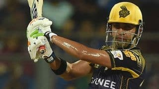 Gautam Gambhir's regulation 59 steers KKR to 174-5 against MI in IPL 2016