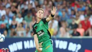 Australia vs New Zealand 2015-16: Adam Zampa to play for Australia's ODI series