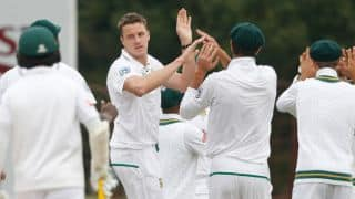BAN vs SA, 2nd Test: Morkel replaced by Paterson