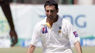 Younis Khan surpasses Sachin Tendulkar as leading run-getter against Sri Lanka in Test Cricket