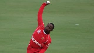 Prosper Utseya becomes 2nd Zimbabwean to take hat-trick; removes Quinton de Kock, Rilee Rossouw, David Miller