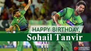 Sohail Tanvir: Story of Pakistan's wrong-footed bowler compiled in 17 points