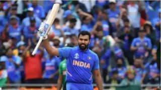 ICC CRICKET WORLD CUP 2019: Rohit hits Century, India beat Bangladesh by 28 runs, enter into Semi finals