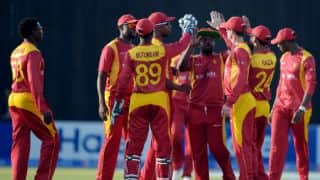 All-round Zimbabwe register 11-run win over Scotland in ICC World T20 2016 Round 1, Group B, Match 5 at Nagpur