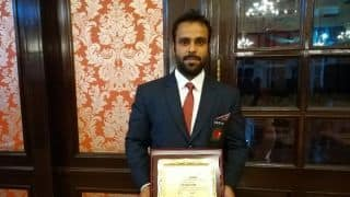 Meet Wasim Iqbal Khan – an engineer and India's physically disabled team opener from Anantnag
