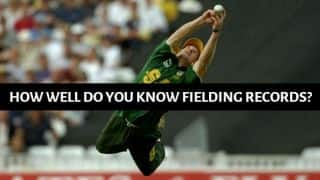QUIZ: How well do you know fielding records?