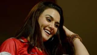 Preity Zinta refutes reports of selling her stake in Kings XI Punjab