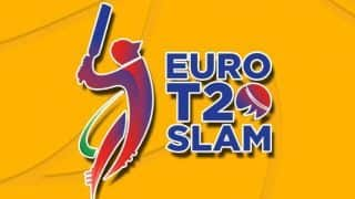 All you need to know about Euro T20 Slam 2019: Squad, Players List, Schedule, Teams, Venues other details