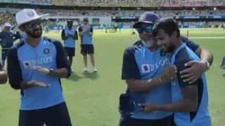 एक ही दौरे पर वनडे, टी20 और टेस्ट डेब्यू करने वाले पहले खिलाड़ी बने नटराजन