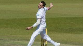 SA vs NZ: Steyn goes past Akram's Test wicket tally of 414