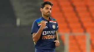 Batting Coach Sanjay Bangar believes Bhuvneshwar Kumar will be part of Team India's T20 World Cup Team if remain fit