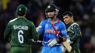 BCCI: India not to play Pakistan without govt's consent