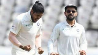 Virat kohli should give Umesh Yadav liberty, says coach Subroto Banerjee