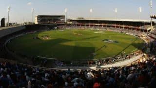 क्रिकेट ऑस्ट्रेलिया के अधिकारियों ने जेएससीए स्टेडियम का किया निरीक्षण