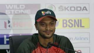 नंबर तीन पर बल्लेबाजी के लिए टीम में हर किसी को मनाना पड़ा : शाकिब