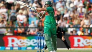 Shakib-Al-Hasan's inclusion bolster visitors' hope ahead of 1st ODI